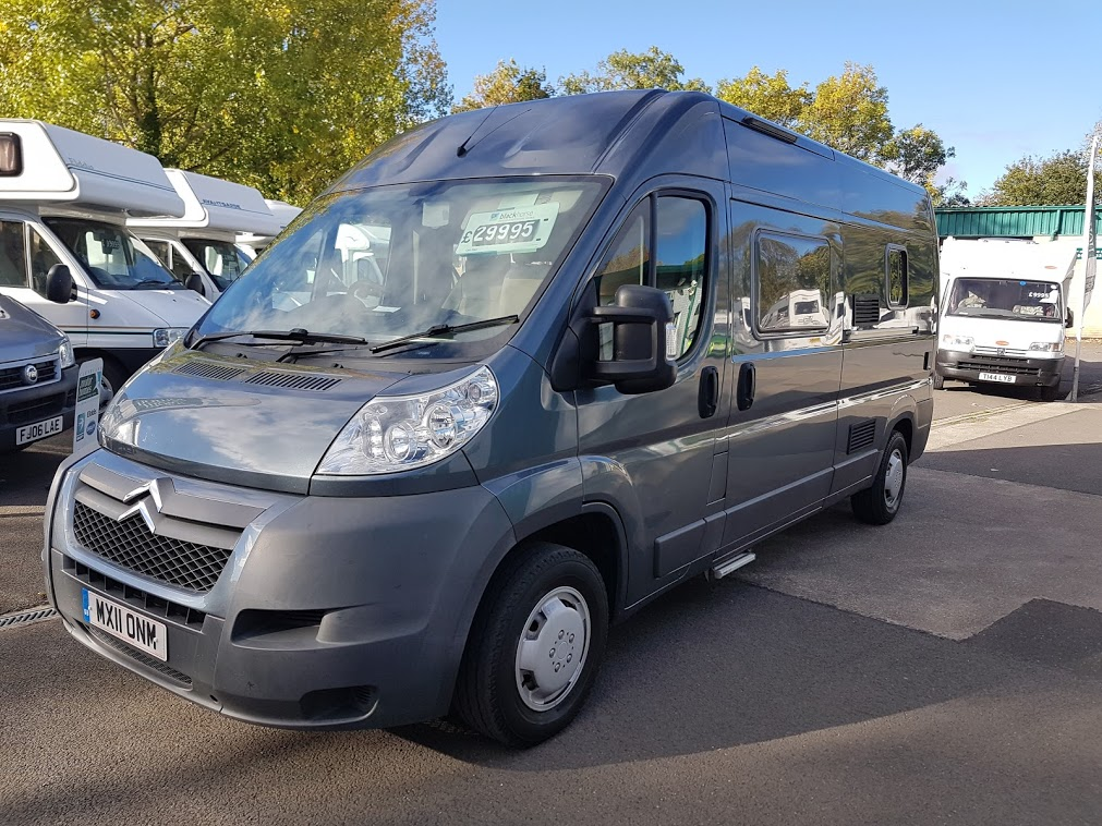 Wildax Solaris Citroen Relay 2.2HDI