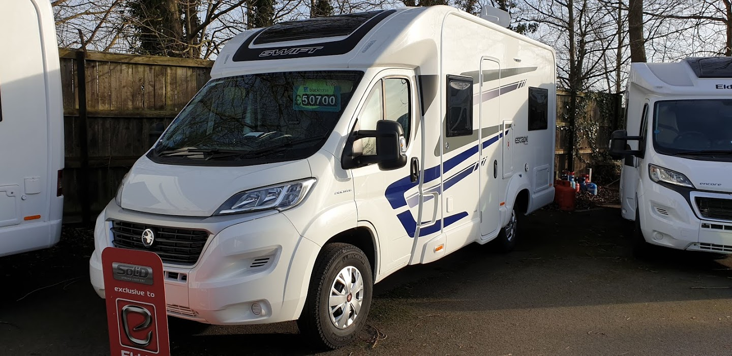 2019 Swift Escape 664 Fiat Ducato 2.3 130 Multijet