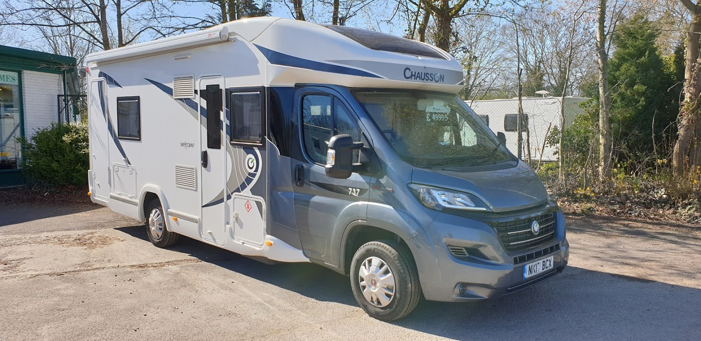 Chausson Welcome 737 Fiat Ducato 2.3 130 Multijet
