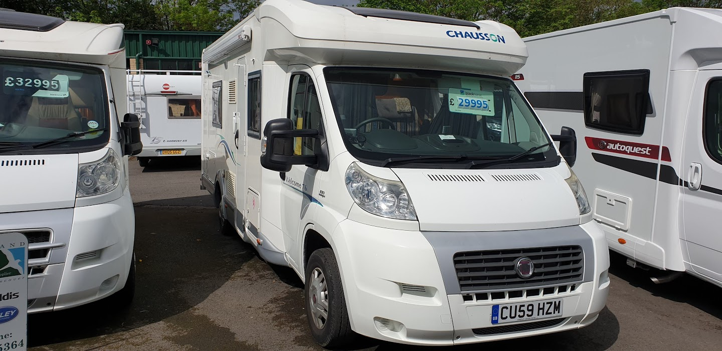 Chausson Welcome 76 Fiat Ducato 2.3 130 Multijet