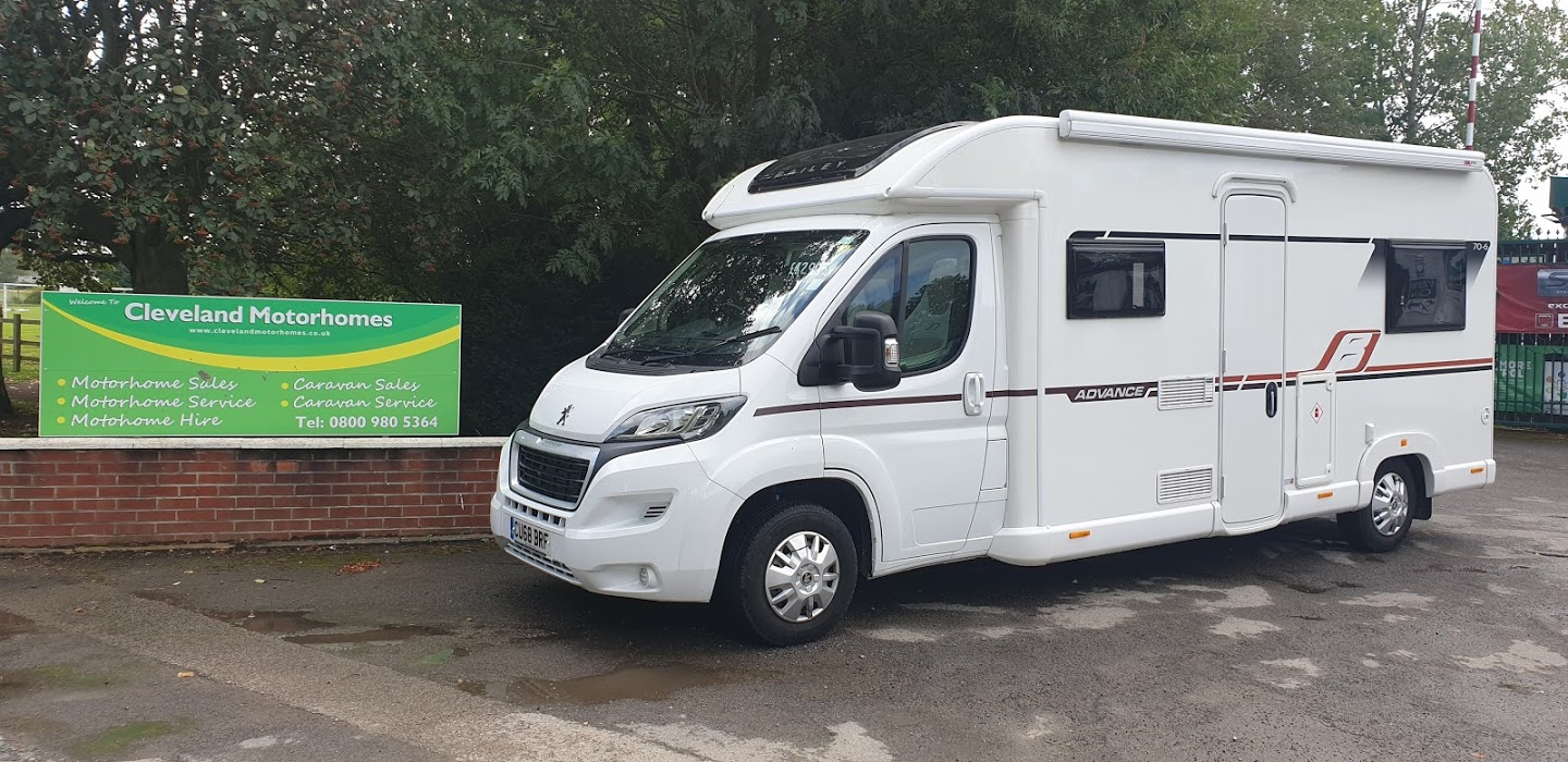 Bailey Approach Advance 70-6 Peugeot Boxer 130HDI
