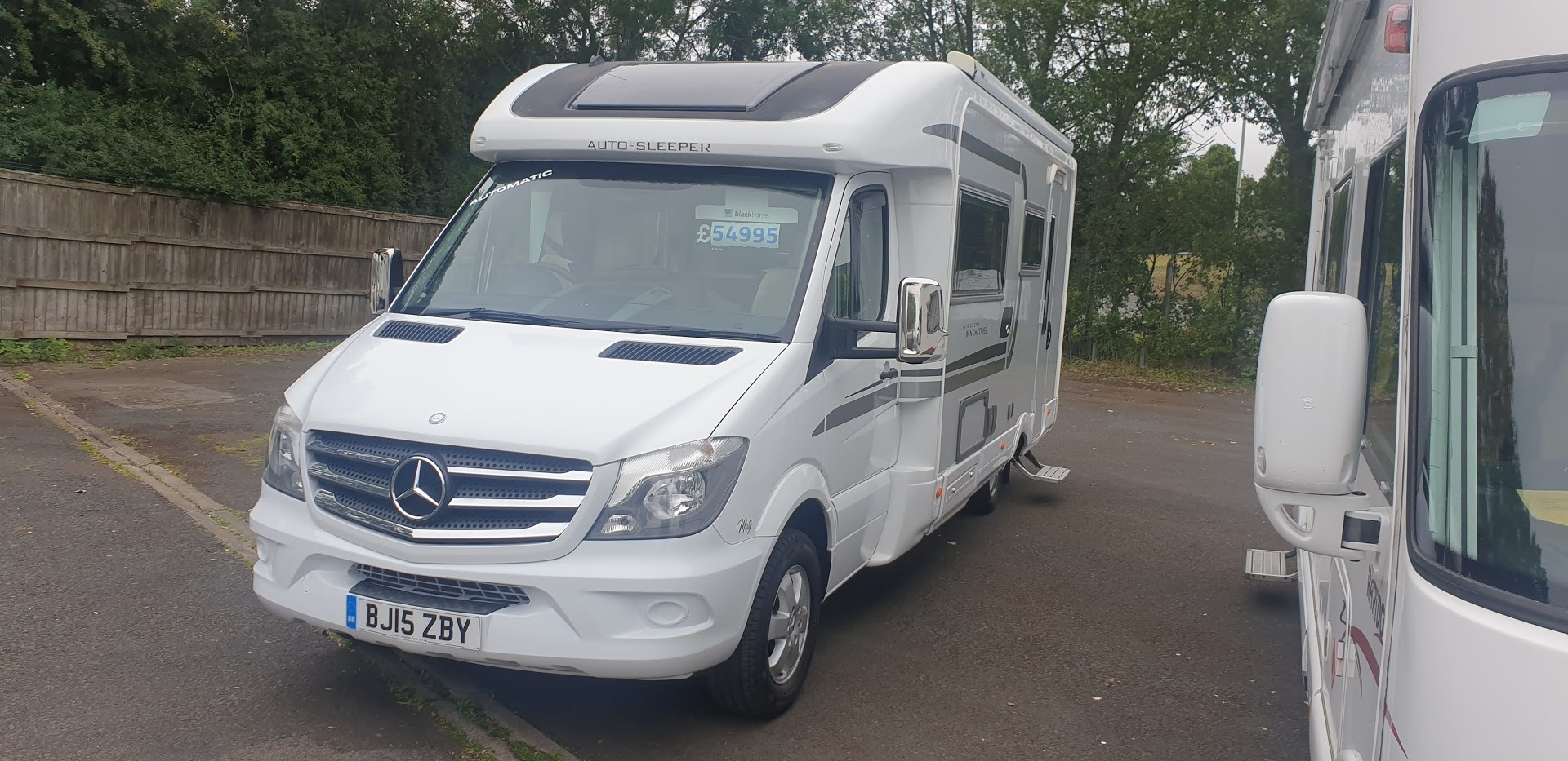 Autosleeper Winchcombe Merdedes Sprinter 2.2CDI AUTOMATIC