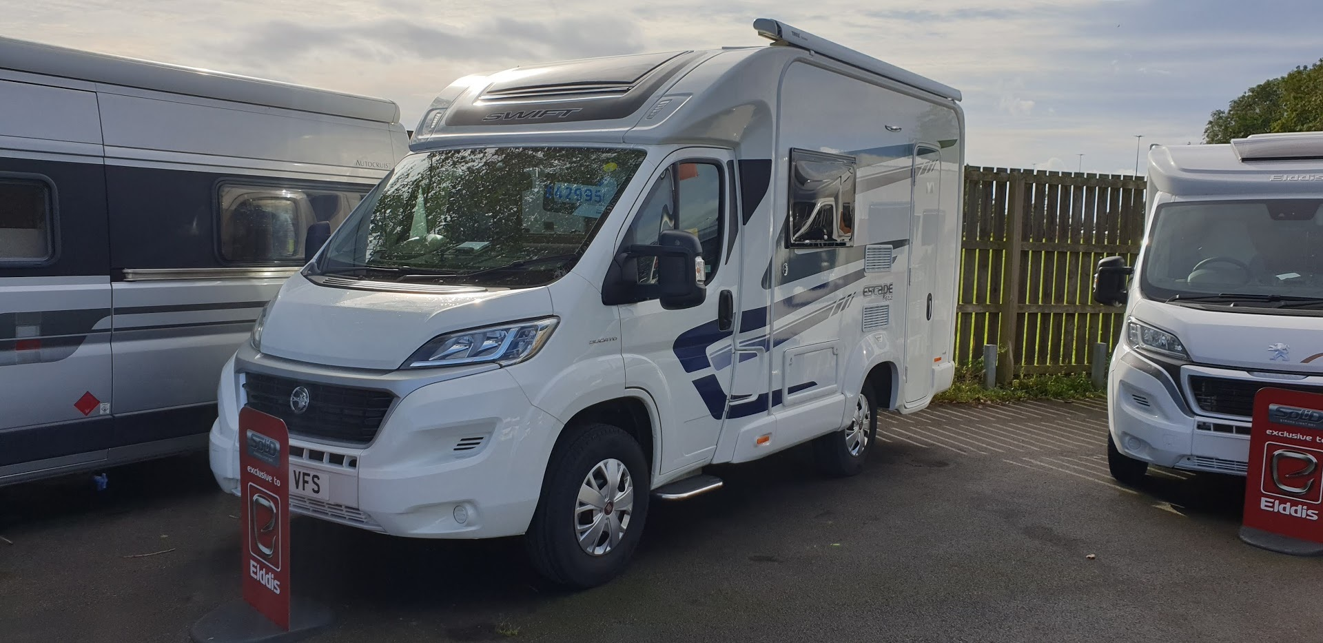 Swift Escape 612 Fiat Ducato 2.3 130 Multijet